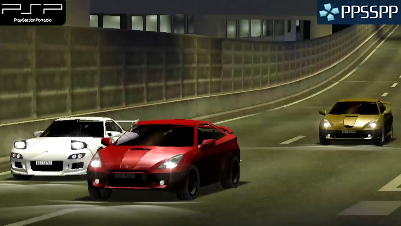Игры про тюнинг автомобилей psp фото журнала тюнинг автомобилей все выпуски смотреть онлайн