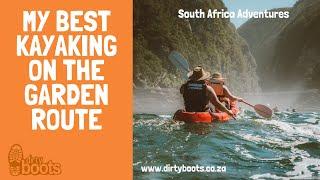 Kayaking on the Garden Route