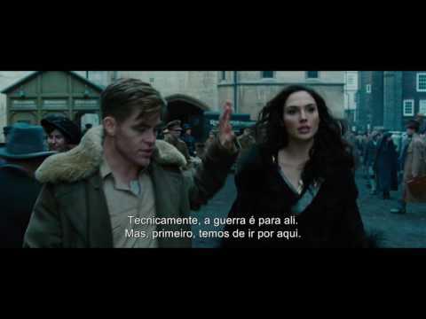 Mulher-Maravilha - Trailer #3 legendado em português
