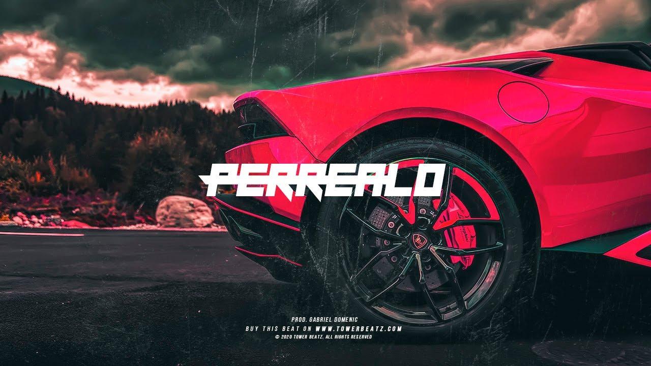 "Reggaeton Beat Instrumental 2020 ""Perrealo"""