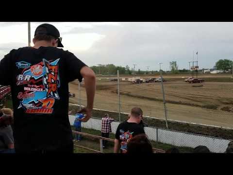 I-96 Speedway MTS Heat Race 5/18/2019