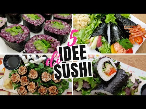 5-idee-sushi-da-fare-subito:-sushi-sandwiches,-burrito-sushi,-temaki,-kimchi...