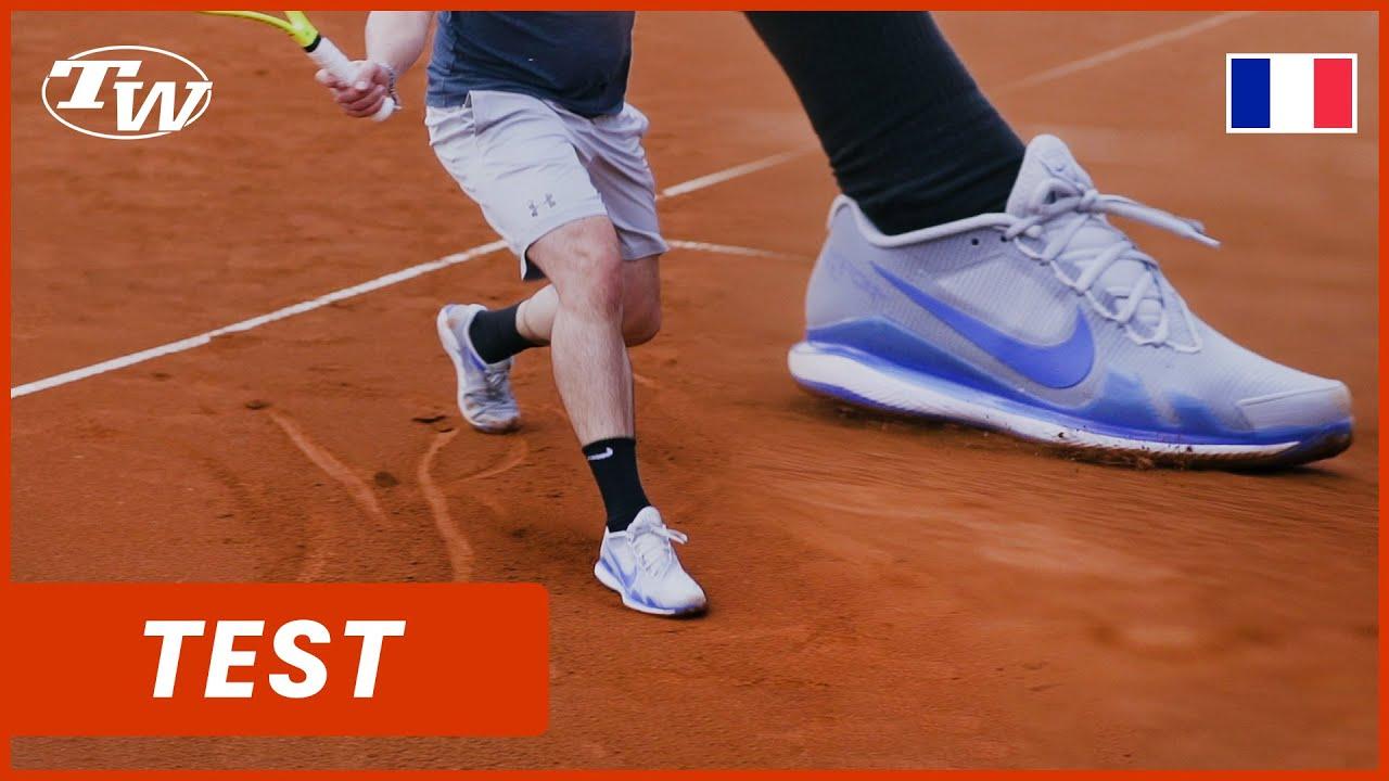 Test de la nouvelle chaussure Nike Air Zoom Vapor Pro ????