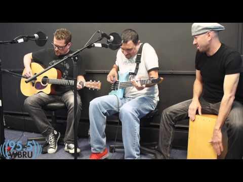 "The Complaints - ""No"" - LIVE at WBRU"