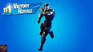 Getting A Victory Royale With The 8 Ball Skin (Fortnite Battle Royale)