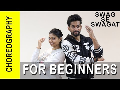 Swag se Swagat Dance Choreography for Beginners