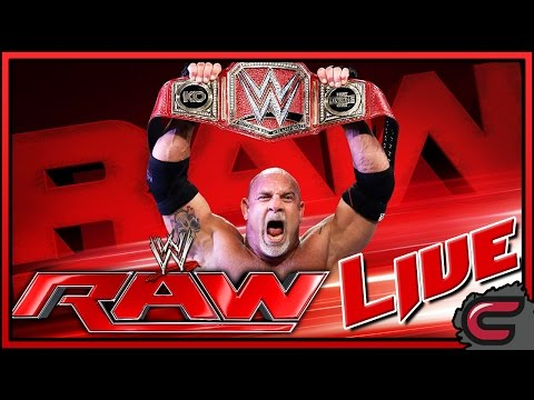 WWE RAW Live March 6th 2017 Full Show & Live Reactions