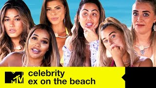 EXCLUSIVE: Meet The Ladies: Celebrity Ex On The Beach