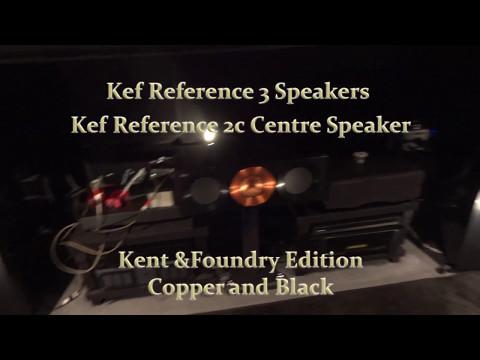 Reference System Walkthrough Kef Bryston Meridian SVS XLO Oppo Sony