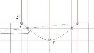 Видеоуроки Компас 3D. Урок 8  Построение линии пересечения поверхностей цилиндров