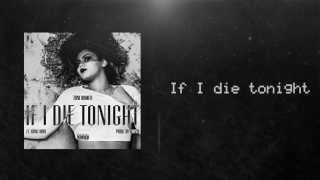 vuclip Toni Romiti - If I Die Tonight ft. King Louie (LYRIC VIDEO)
