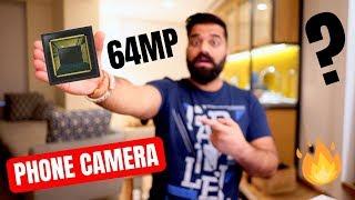 The 64MP Camera Smartphones Realme 5 Pro & Redmi Note 8 + Samsung GW1 Sensor🔥🔥🔥