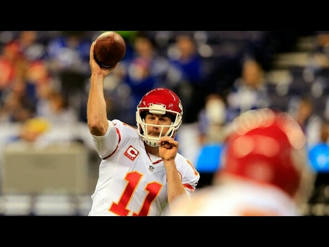 Alex Smith Highlights | 2016-17 NFL Highlights HD