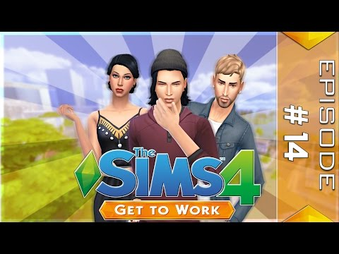 The Sims 4: Get To Work | #14 - A Whole New World.