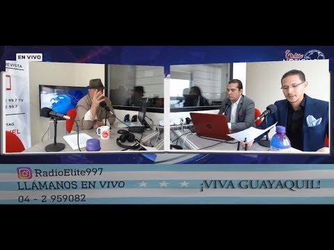 Entrevista en Radio Elite 99.7 | Guayaquil 2017