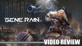 Review: Gene Rain (PlayStation 4 & Steam) - Defunct Games