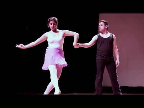 ECOS DE AMOR - Cintia Lucero (Presentación en vivo) Academia Isadora Duncan