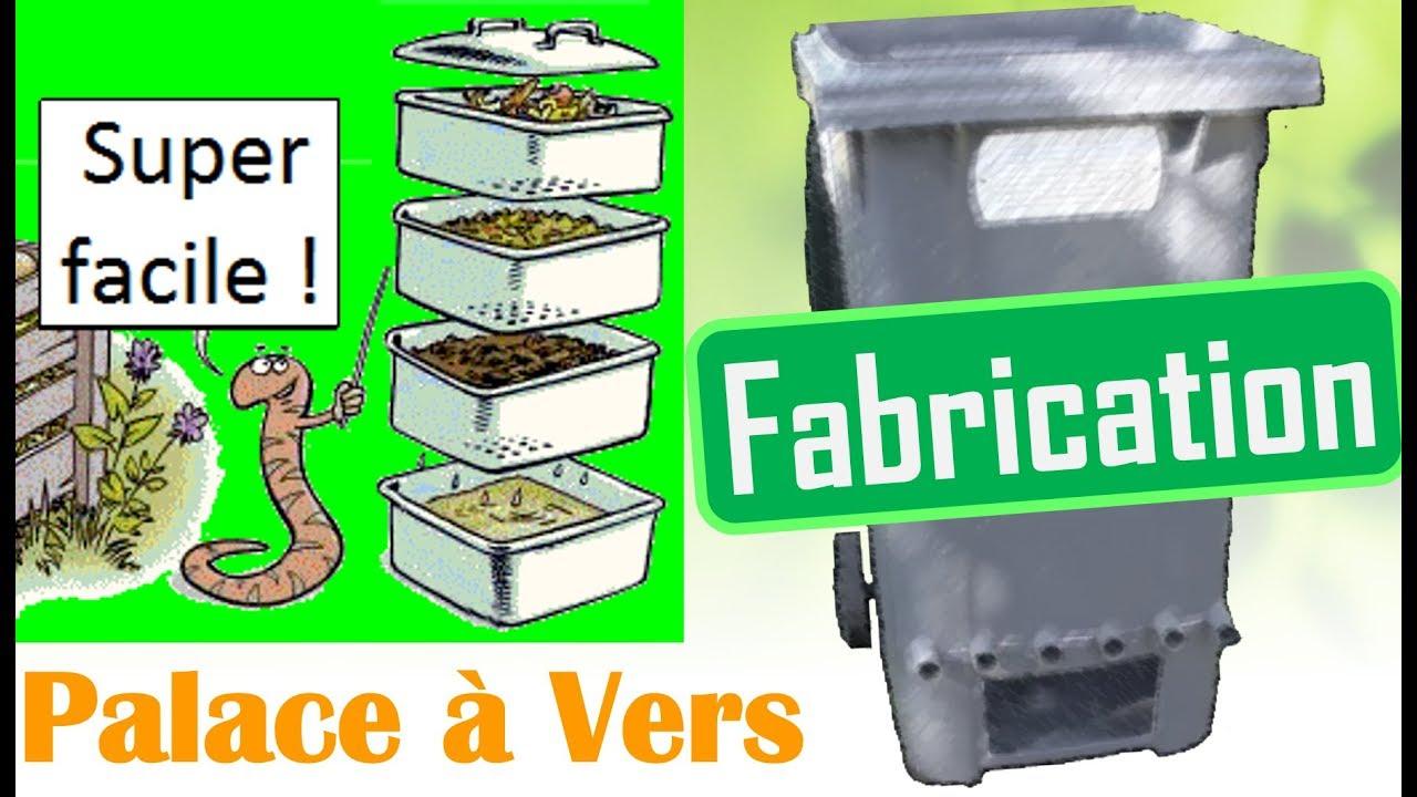 comment transformer une poubelle en lombricomposteur youtube. Black Bedroom Furniture Sets. Home Design Ideas