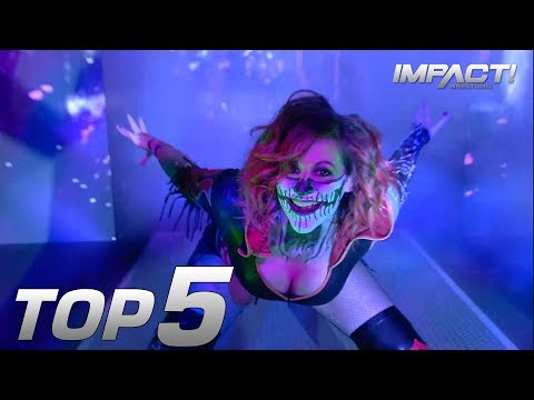Top 5 MustSee Moments from IMPACT for Apr. 12, 2018  IMPACT! Highlights Apr. 12, 2018