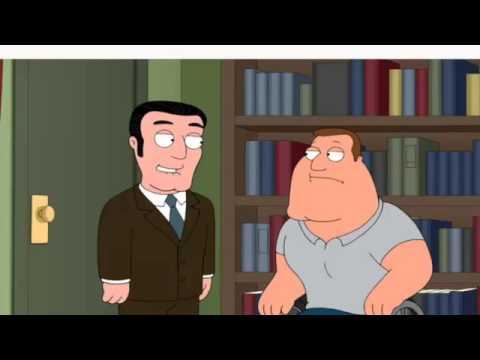 Family Guy - Stephen King - YouTube