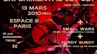 CONCERT - EXPERIMENTAL JET SET - Espace B - PARIS