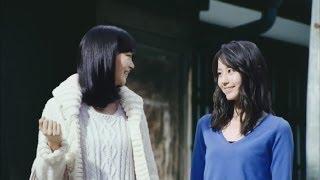 堀北真希 板尾創路 d fashion CM Maki Horikita/Nobuyuki Suzuki/Anna I...