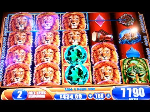 kings of africa slot machine