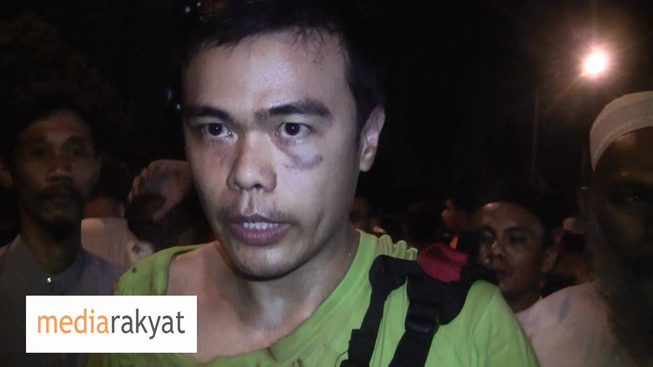 BERSIH 30 Video Tidak Menipu Polis Malaysia Brutal Albangis Blog