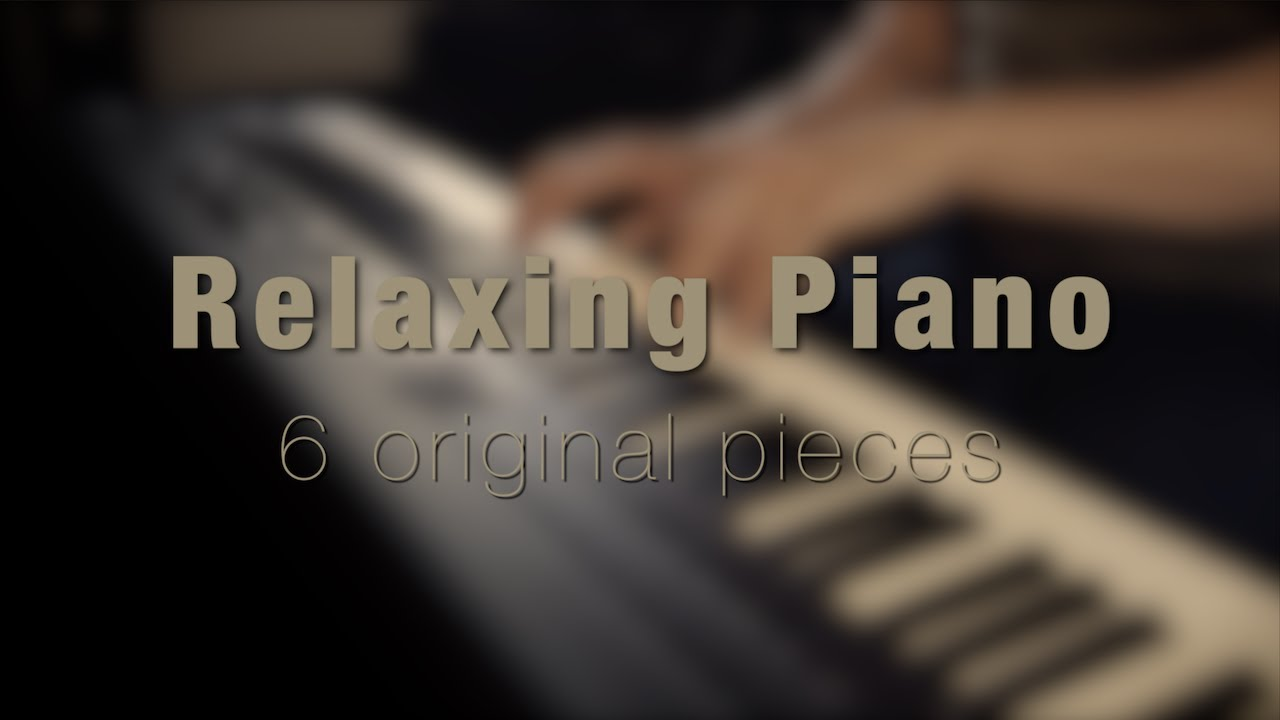Download 6 original pieces from 2019 \\ Jacob's Piano \\ Relaxing Piano [28min]