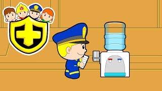 """🚓🚨 Cuti Heroes EP65 """"Water Dispenser"""" 🚨🚓"""