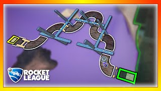 Can I Complete the Hardest Dribbling Obstacle Course in Rocket League?