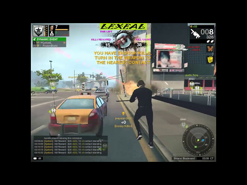 Apb Reloaded The Butcher Event