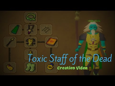 Toxic Staff Of The Dead Account Creation 0% - 100% !
