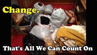 Scavenger Life Episode 200: Change. That
