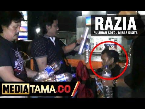 Polisi Tangkap Penjual Miras di Tugu Muda Semarang