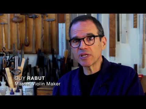 Guy Rabut, Violin Maker
