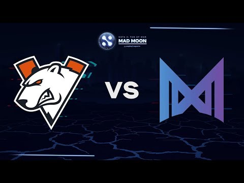 VP Vs Nigma - Map3 | Ru-VODs | WePlay! Mad Moon