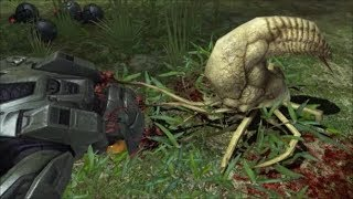 Halo 3 - Master Chief Infected By The Flood