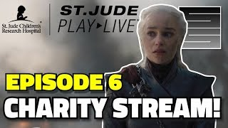 Game Of Thrones Season 8 Episode 6 Reaction - Live Q&A Charity Stream!