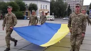 День Державного Прапора України у Житомирі