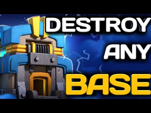 BEST TACTICKS FOR TOWN HALL 12! QUEEN CHARGE AND HOGS DESTROYS ANY BASE 12TH!