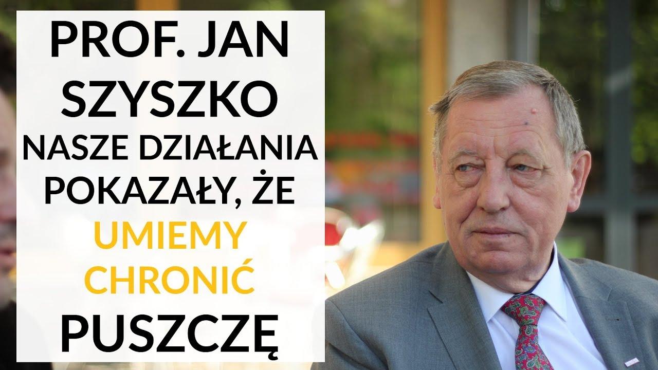 Prof. Szyszko: Po raz szósty odchodziłem z rządu, więc mam dobrą wprawę. Idziemy jednak dalej