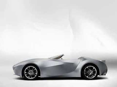 BMW GINA Light Visionary Model Concept (2008) - YouTube