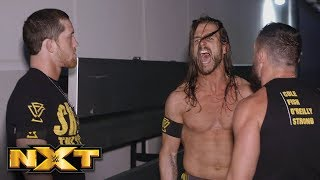 Adam Cole goes off on Roderick Strong: NXT Exclusive, May 8, 2019