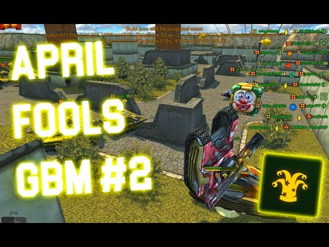 Tanki Online - April Fools Days 2020 - Special Gold Box Montage #2! [EPIC!]