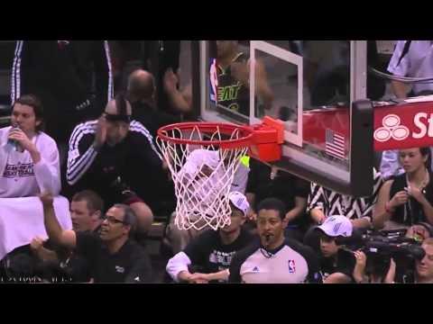 Dwyane Wade 32 points vs Spurs NBA FINALS GAME 4 Full Highlights
