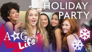 Holiday Party Guide: Dessert, Decor, & More! + Secret Santa | #TeamAGLife Ep. 58 | American Girl
