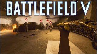 INSANE BATTLEFIELD FLANK KILLSTREAKS! Battlefield 5 Operation Underground Gameplay!