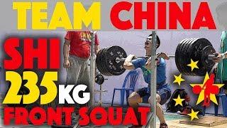 Squat and Pull Highlight(Shi Zhiyong/Tian Tao/Lu Xiaojun/Meng Cheng/Om Yun Chol)