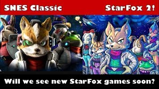 Does Star Fox 2 Hint at NEW StarFox Games? Virtual Console Release?